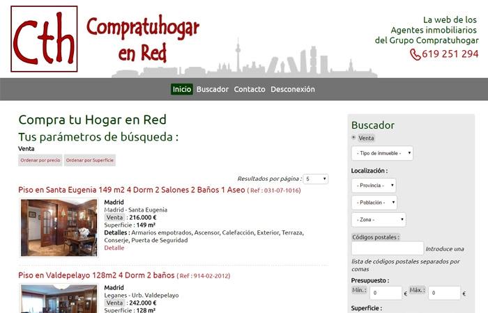 Compra Tu Hogar en Red