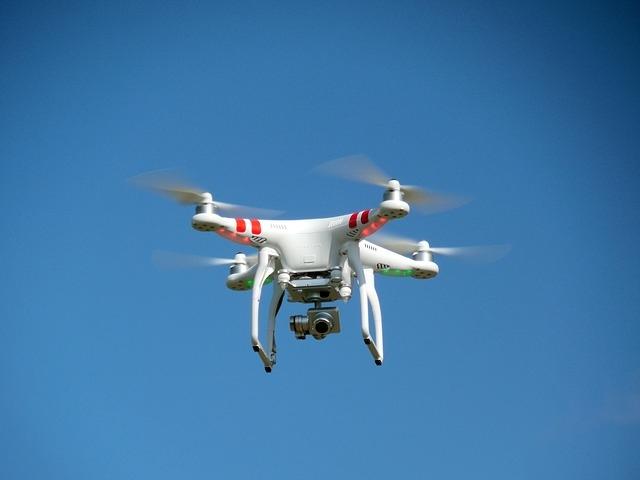 Los drones, más allá del ejército.