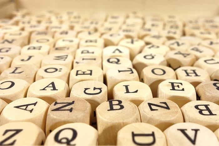 Fuentes de letras, como crearlas