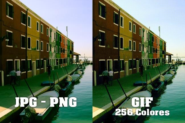 Imágenes en PNG, JPG y GIF ¿Qué formato elegir?