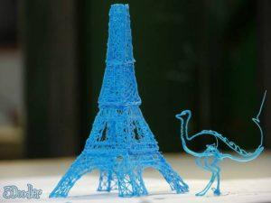 Lee más sobre el artículo 3Doodler, un bolígrafo para dibujar objetos físicos