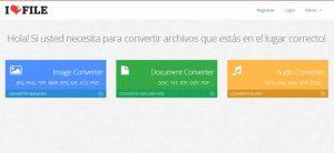 Lee más sobre el artículo Convertir Imágenes, Documentos y Audio