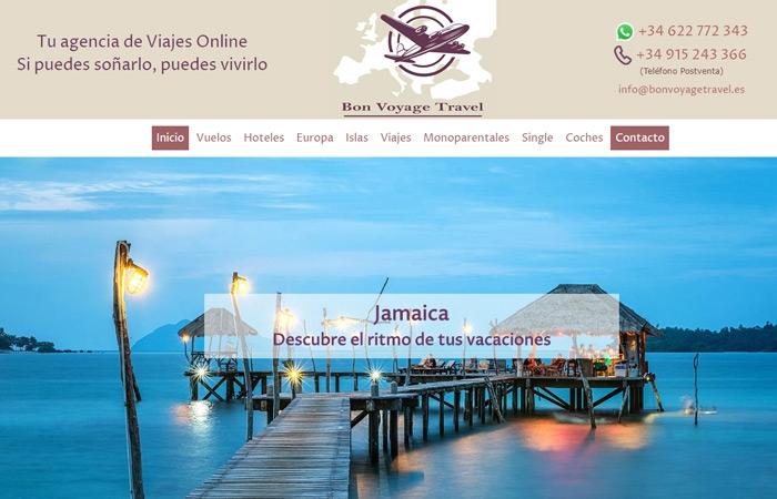 Lee más sobre el artículo Bon Voyage Travel
