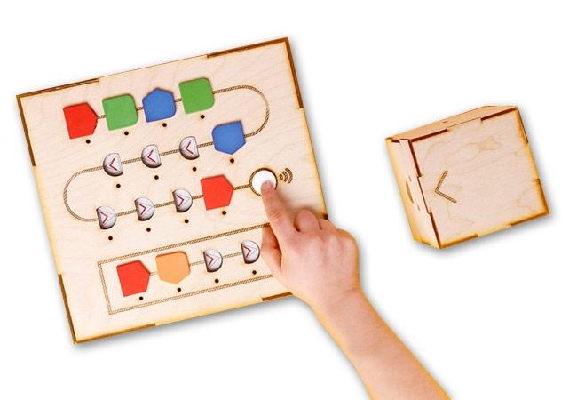 Cómo enseñar a programar a niños y niñas de 3 años