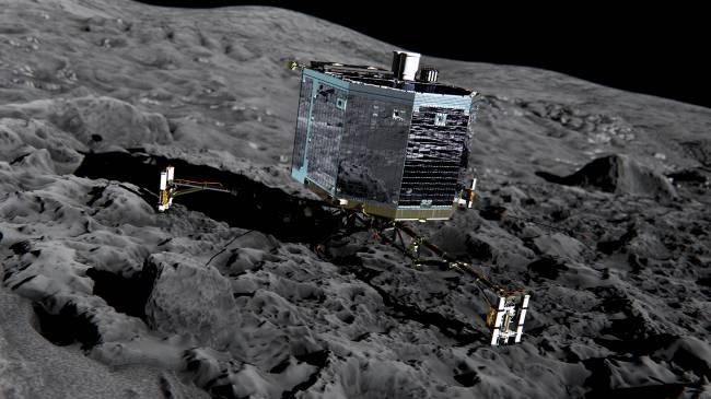 Lee más sobre el artículo Módulo Philae en el Cometa ¿Cuál es su futuro?