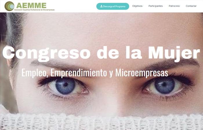 Lee más sobre el artículo I Congreso de la Mujer, Empleo, Emprendimiento y Microempresas