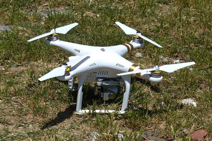 El cambio climatico y los drones