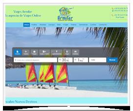 Cliente-web-viajesArmilar