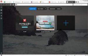 Vivaldi, nuevo navegador para Internet