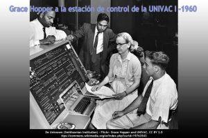 Grace Murray Hopper: sentó las bases del lenguaje COBOL