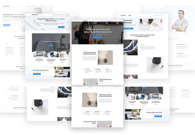 Servicio Eonix Crea tu Web para Emprendedores
