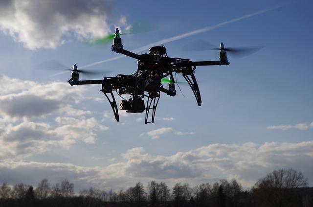 Drones intrusos, buscando como detenerlos