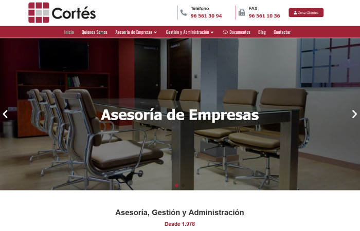 Lee más sobre el artículo Asesoría Cortés