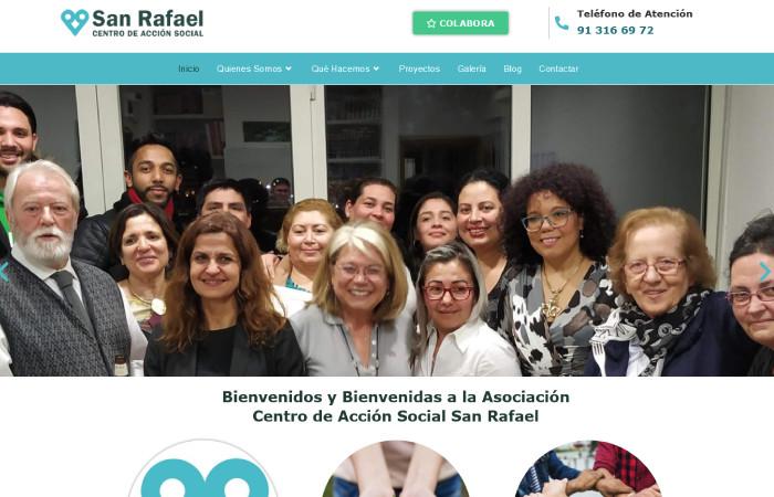 Asociación Centro de Acción Social San Rafael