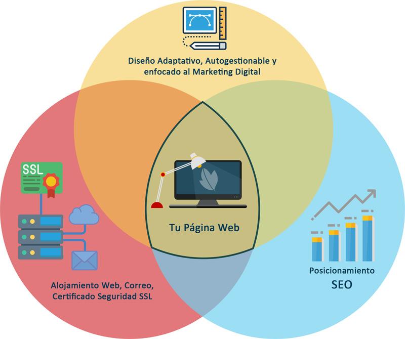 diagrama servicio global Solución Individual