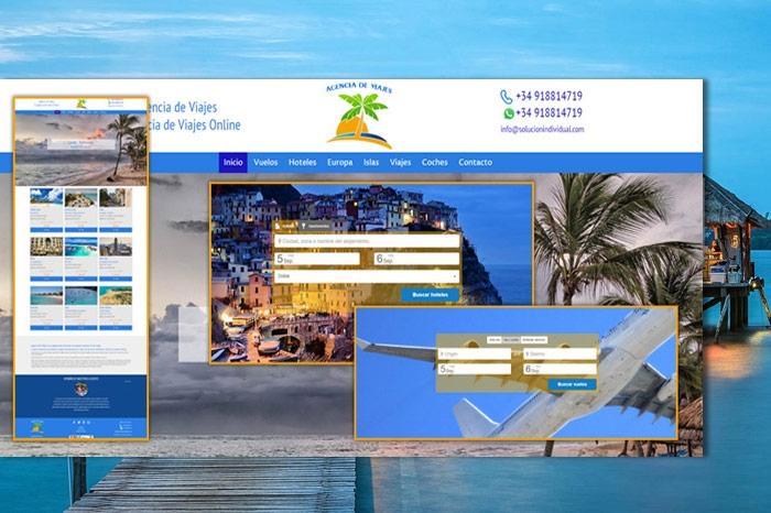 Lee más sobre el artículo Agencias de Viajes Online