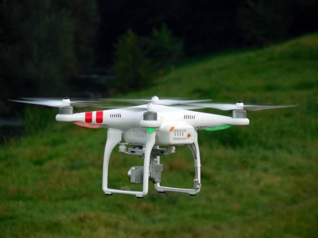 Suiza usará los drones para envios de correo
