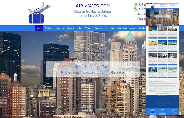 Lee más sobre el artículo AirViajes