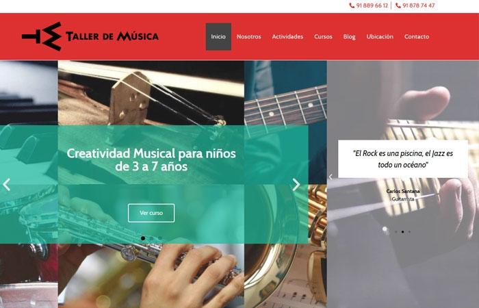 Taller Música Alcalá